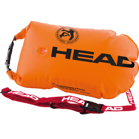 Head Swimmers Safety Buoy ÖTILLÖ Ltd Red/Orange